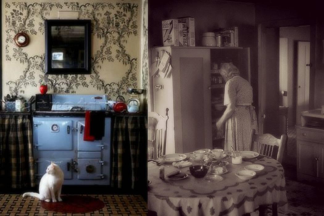 סבתא, בית, חתול. מתוך הבלוג Tamari and me של תמרי סלונים ליבס פוסט: בית.