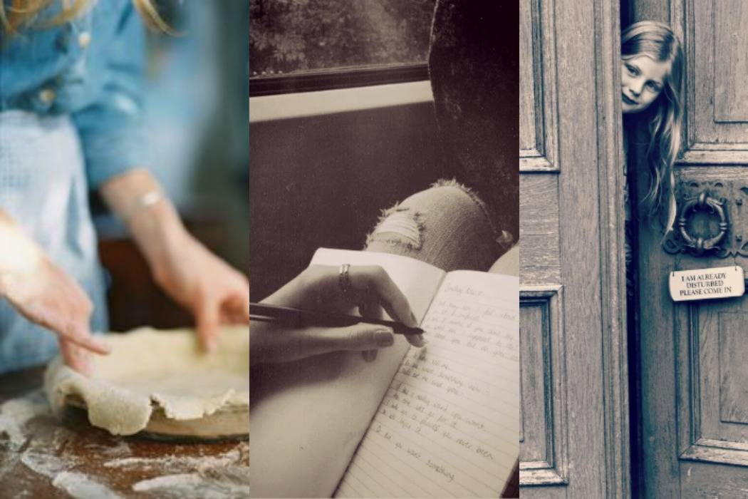 בית, עוגה, כתיבה. מתוך הבלוג Tamari and me של תמרי סלונים ליבס פוסט: בית.