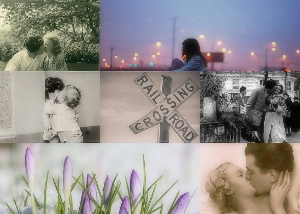 נשיקה ראשונה, התחלות, התאהבות - סיכות בצבע זהב. מתוך הבלוג של תמרי אנד מי פוסט על פעם ראשונה תמרי סלונים ליבס