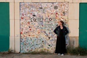 דיזנגוף סנטר פוסט על תקופה בבלוג tamariandme. של תמרי סלונים ליבס. אופניים ברחוב ריינס. צילום איתן ריקליס