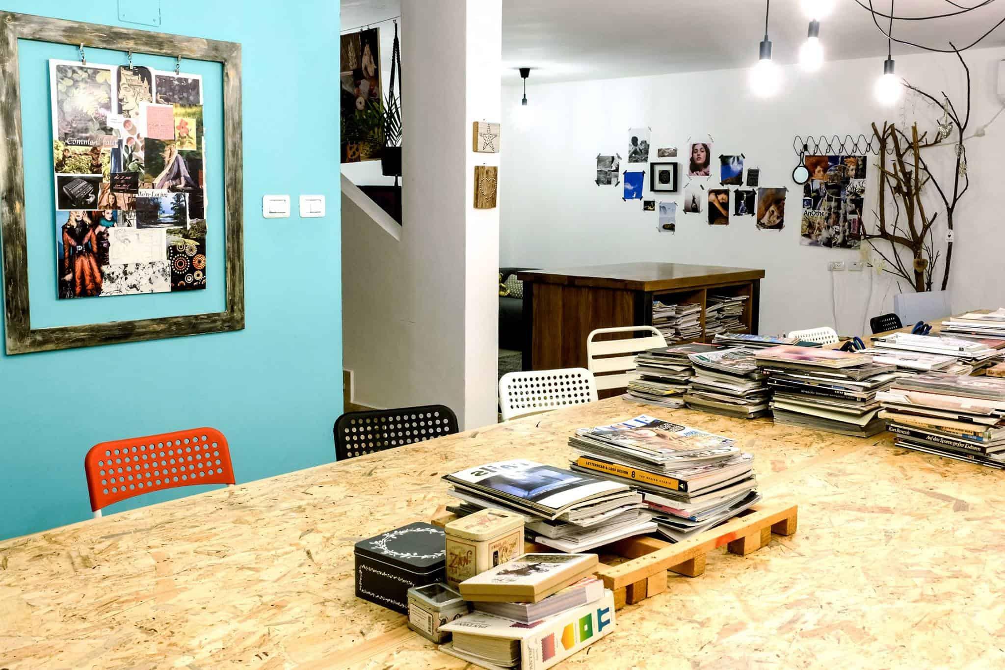 סטודיו Tamari And Me תמרי סלונים ליבס. סדנאות פינטרטס, לוחות השראה וחזון, הרצאות, ערבי שיח, סדנאות לארגונים וחברות