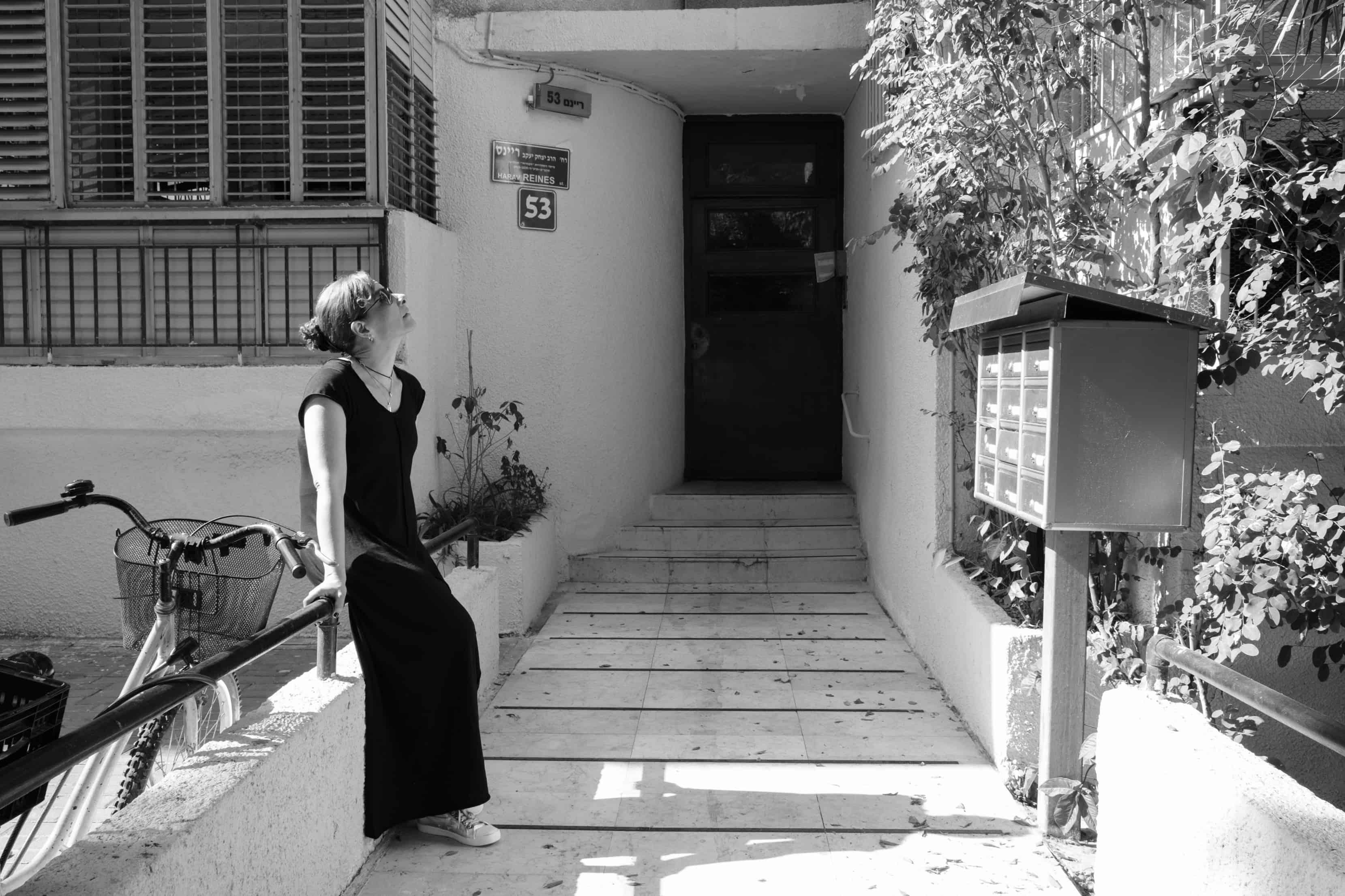 דיזנגוף סנטר פוסט על תקופה, אייטיז בתל אביב בבלוג tamariandme של תמרי סלונים ליבס. רחוב ריינס צילום: איתן ריקליס