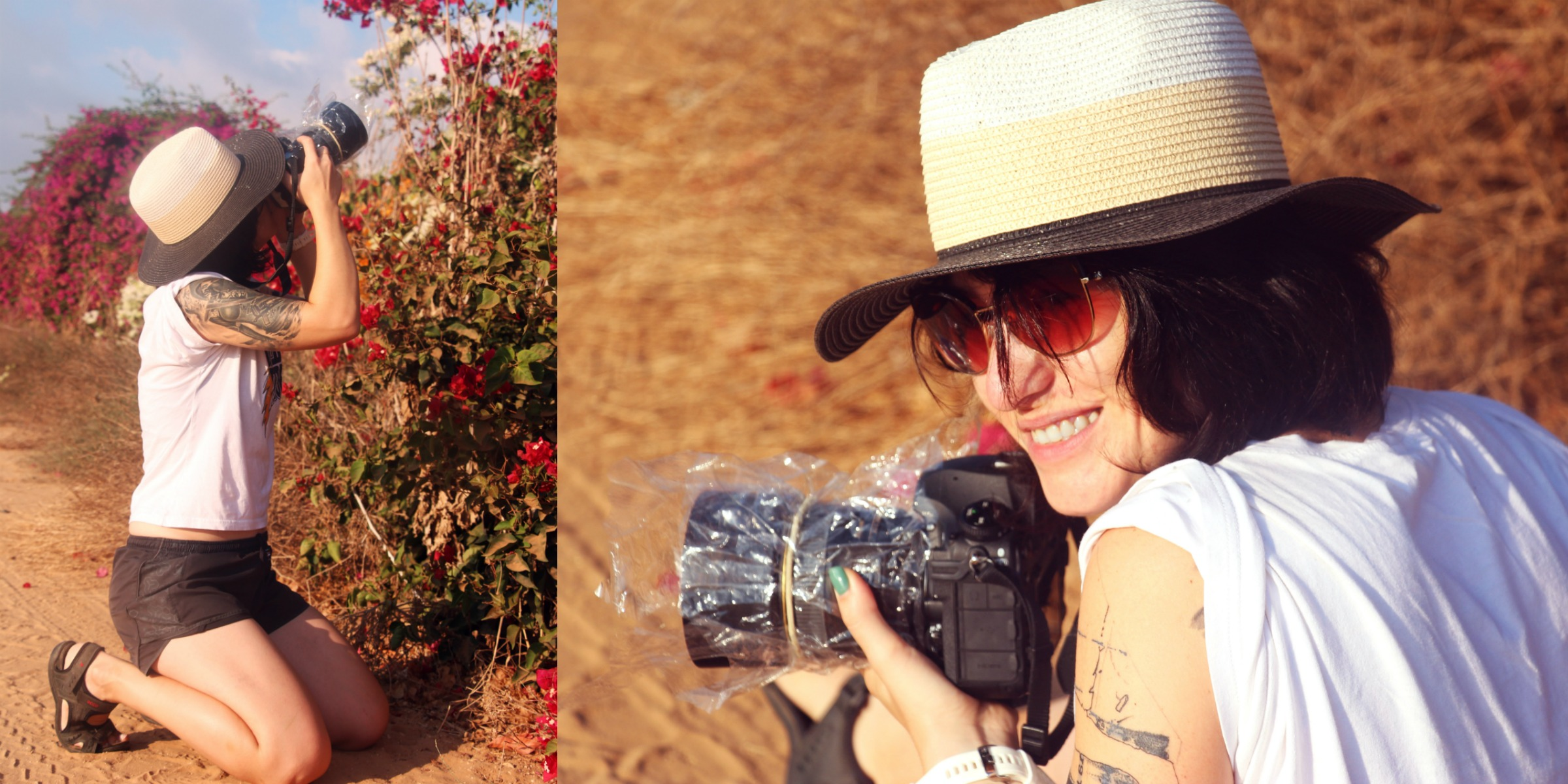 הצלמת טלי רצקר. מתוך הפוסט חיבוק של אדמה מהבלוג של תמרי סלונים ליבס tamariandme.com צילום : תמרי סלונים ליבס